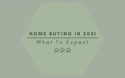 Home Buying In 2021 – What To Expect